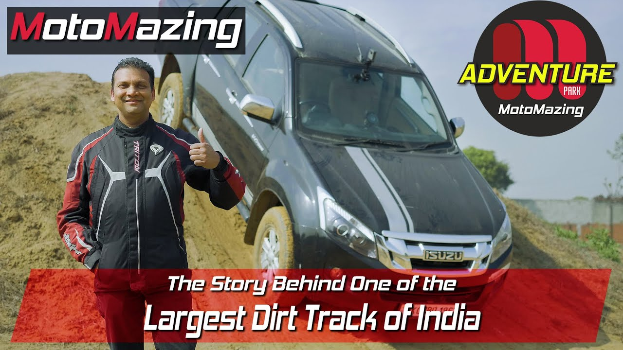 Meet Srikant: Founder Of The Largest Dirt Track Of Delhi NCR   Best Off-Roaders   Motomazing India