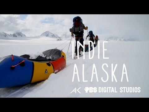 Packrafting Alaska While It's Still Wild   INDIE ALASKA