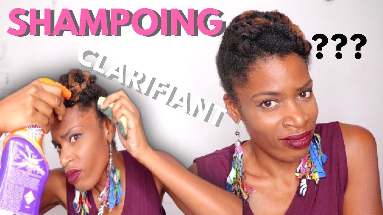 Shampoing Clarifiant C Est Quoi Pourquoi Cheveux Crepus 4a 4b 4c Natural Hair Milies Hairstyle