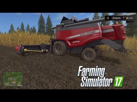 Goldcrest Live Server Feb 23rd 2018 - Farming Simulator 17