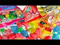 Big Haribo Bag with Mini Pocket Packs from France Assorted colourful candy