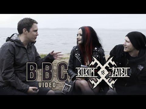 BBC visit to KILKIM ŽAIBU 18 (2017)