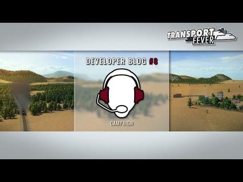 Transport Fever - Developer blog #8: Campaign (english)