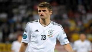Thomas Muller skills in WORLD CUP 2014 Pride of GERMANY