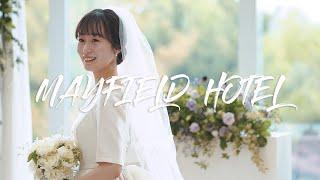 메이필드 호텔_오리지널 웨딩영상_4K_UHD(Cinem…