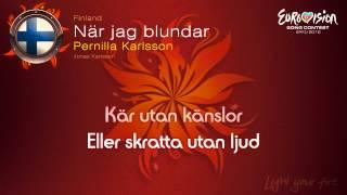 Pernilla Karlsson -