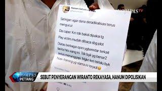 Sebut Penyerangan Wiranto Rekayasa, Hanum Dipolisikan