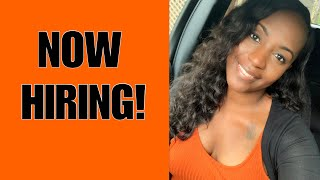 4 NEW Work From Home Jobs + Companies STILL Hiring With Benefits