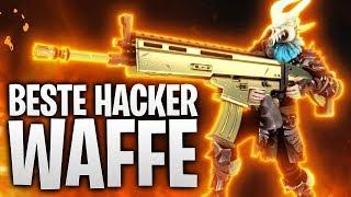 THE BEST HACKER WEAPON! 💰 | Fortnite: Battle Royale