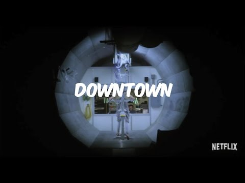 Majical cloudz | Downtown (LYRICS)