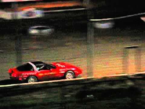 Stoudt Auto Sales Corvette Pace Car Big Diamond Raceway 2005