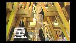 El fenómeno de La Negra Ester y Roberto Parra, San Antonio 1989
