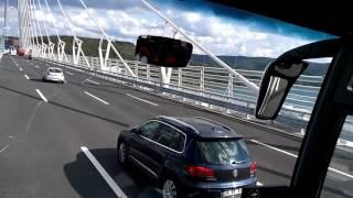 Travego İle Yavuz Sultan Selim Köprüsünden Geçiş Lüks Karadeniz