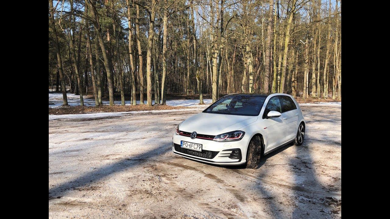 VW Golf GTI DSG test PL Pertyn Ględzi