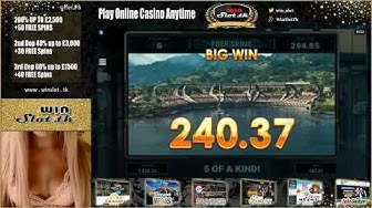 120 Free Spins for Real Money USA