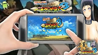 Naruto Storm 3 For Android   Download Frango Games APK MOD V.1