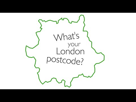 What's Your London Postcode?