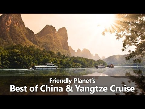Friendly Planet's Best of China & Yangtze River Cruise