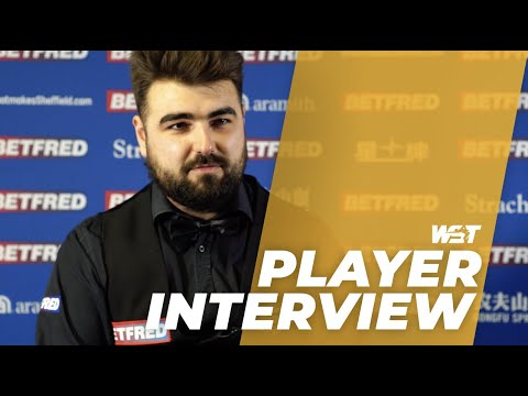 Jamie CLARKE Outplays Joe PERRY To Reach Judgement Day | Betfred World Championship
