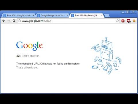 How to Fix Windows Error 404