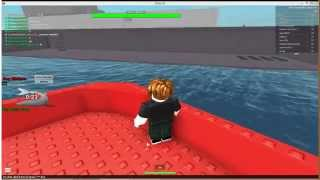 Let's Play Roblox: JAWS (part 2)