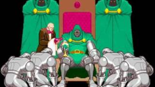 Marvel Vs. Capcom 3: Doctor Doom