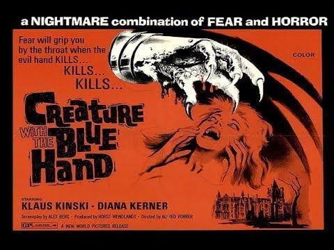 """Martin Böttcher - Die Blaue Hand: """"Creature with the Blue Hand"""" (1967) Theme"""