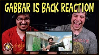 Gabbar is Back Trailer Reaction and Discussion