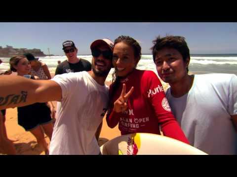 Australian Open Of Surfing 2016 Teaser