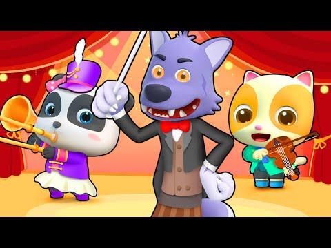 al Instruments Song - ABC Song  Nursery Rhymes  Kids Songs  Kids Carton  BabyBus