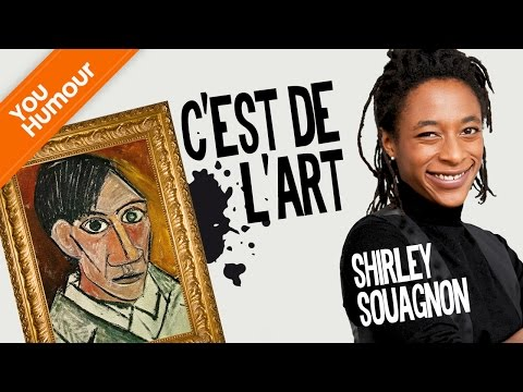 Shirley Souagnon et l'art intello