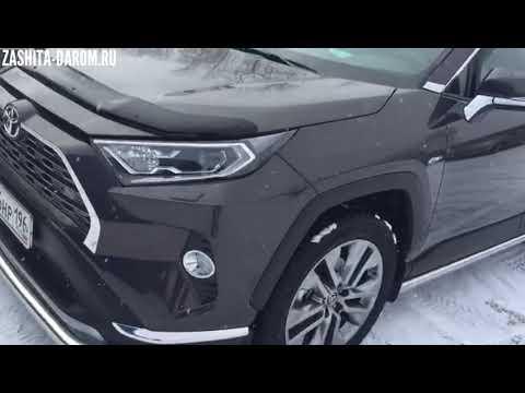 Обвесы на Toyota RAV4
