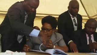 DR Mujuru, Zunde, Dare and PDP join forces