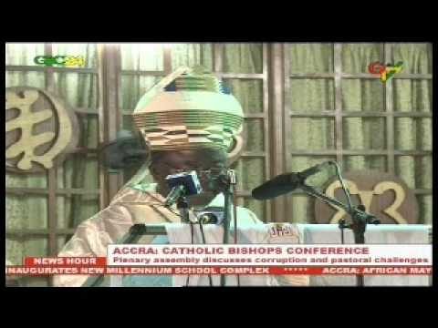 Ghana Catholic Bishops Conference in Accra
