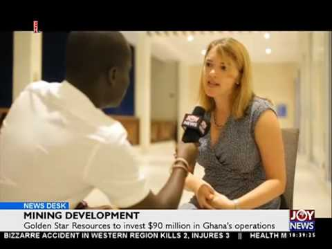 Mining Development - News Desk on Joy News (16-8-16)