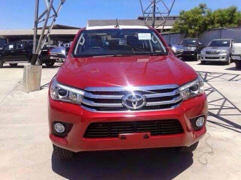 All New Toyota Hilux Revo 2015 Test Drive  ( ไปทดลองขับ ดีกว่าที่คิด มันเจ๋งมาก )