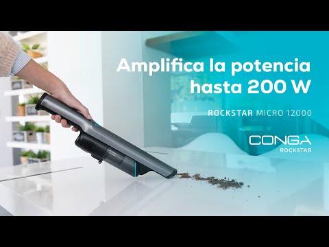Aspirador de mano Conga Rockstar Micro 12000
