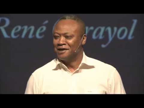 René Carayol - CULTURE IS MORE POWERFUL THAN STRATEGY.