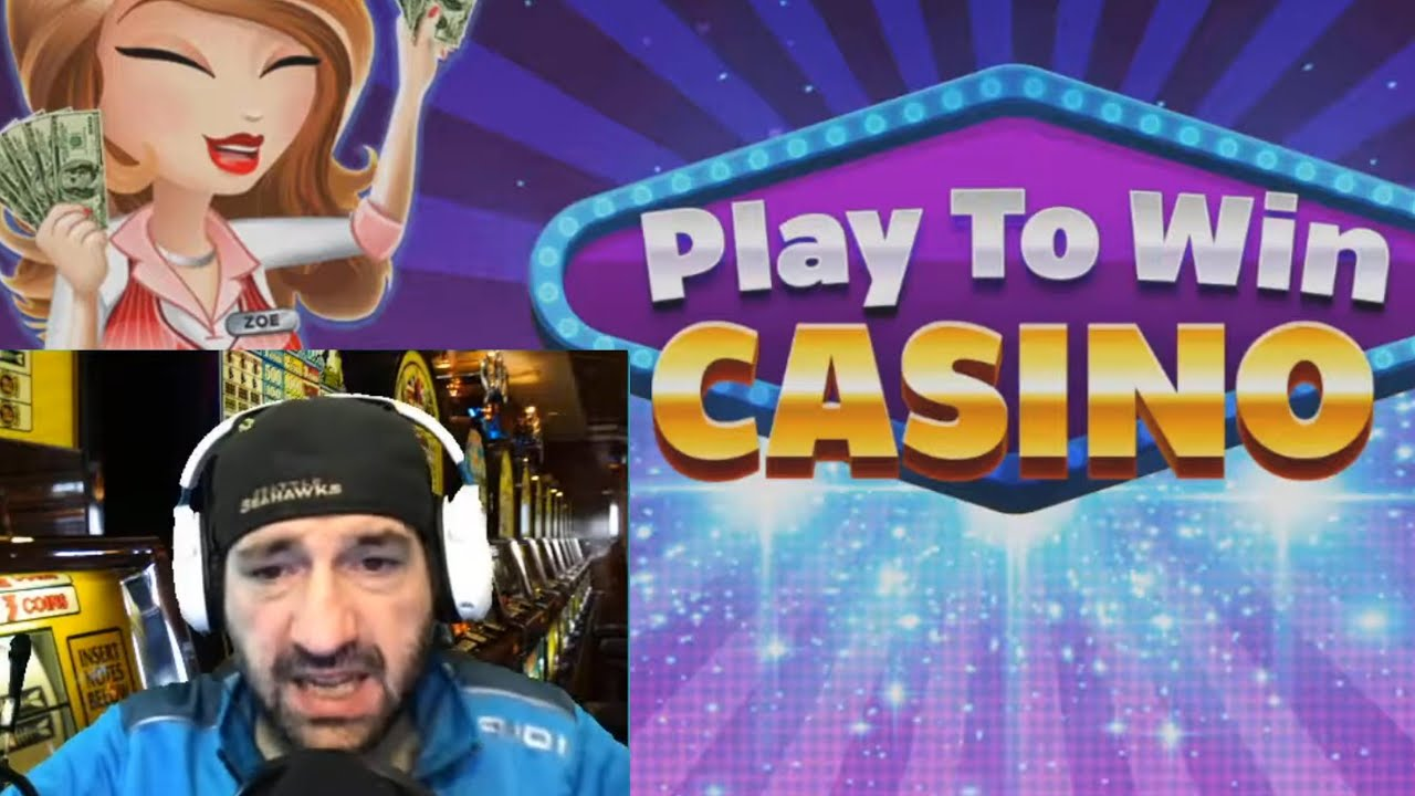 Play To Win Casino Win Real Money In Cash Sweepstakes Game App