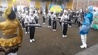 Drumband SMP Muhammadiyah 9...lagu 3