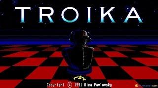 Troika gameplay (PC Game, 1991)