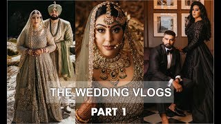 PART 1 | MY INDIAN WEDDING VLOG | pre wedding week | keepingupwithmona