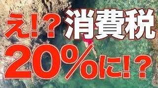 法人税は下がって消費税を20%に!?【せやろがいおじさん】グッとラック!OA動画