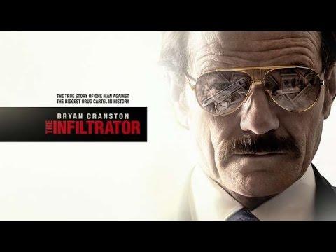 #ดูหนังสด The Infiltrator แผนปล้นเหนือเมฆ l Cast & Crew ดูหนังสด