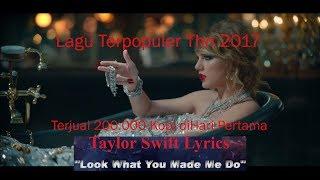 """Video Lagu Terpopuler 2017 - Single Terbaru """"Taylor Swift"""" Terjual 200.000 Kopi Pada Hari Pertama download MP3, 3GP, MP4, WEBM, AVI, FLV November 2017"""