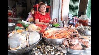 Kỳ lạ quán ốc ở Sài Gòn 30 năm chỉ bán lúc mặt trời đứng bóng