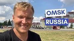 An Englishman in Omsk (Англичанин в Омске)