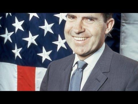 What if Richard Nixon never resigned?