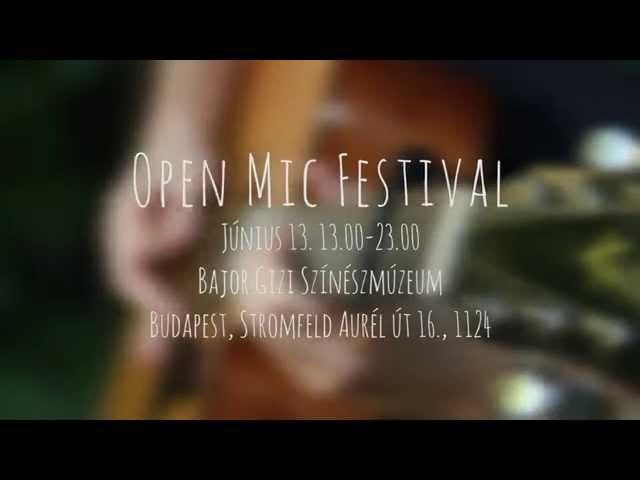 Victor Suzacq @Open Mic Festival #Promo