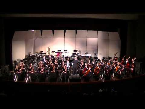 FCHS Baroque Strings Spring Ochestra Pops Concert 2015